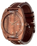 AA Wooden Watches S2 Brown