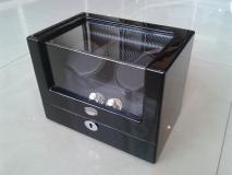 Шкатулка для автоподзавода часов WW-8097-BCL